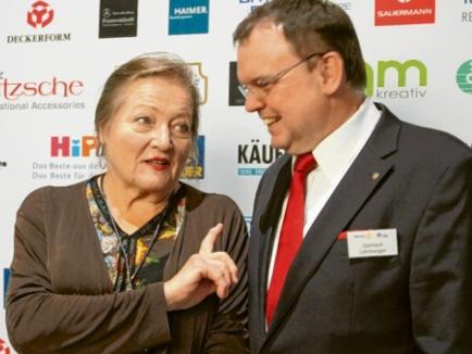 Marianne Sägebrecht war zu Gast beim Aichacher Filmfestival